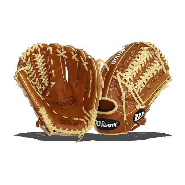 "A2000 11.75"" Baseball Glove: WTA20RB20D33 RIGHT HAND THROW"