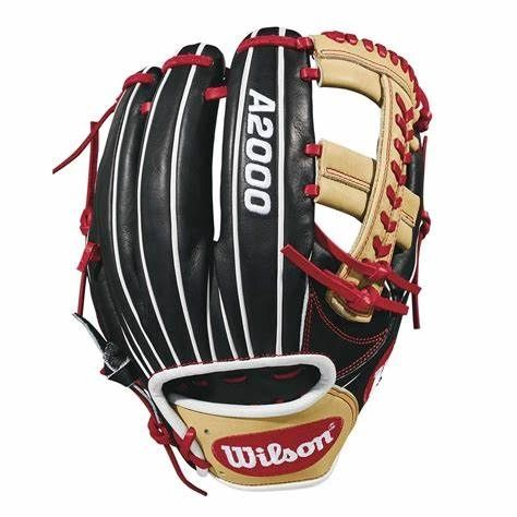 "Wilson A2000 11.75"" Baseball Glove: WTA20RB181785 RIGHT HAND THROW DISCONTINUED"