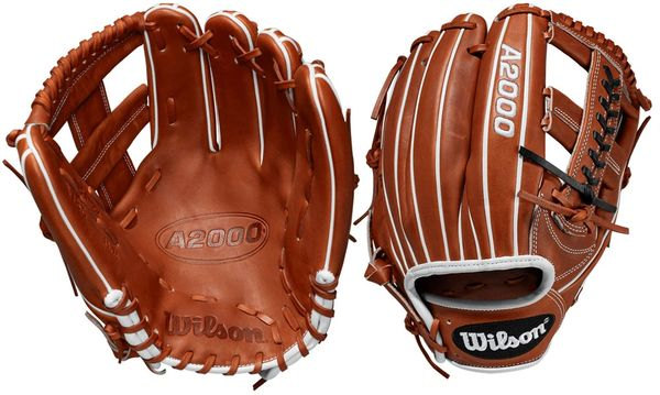 "Wilson A2000 Series 11.75"" Infield Glove RIGHT HAND THROW"