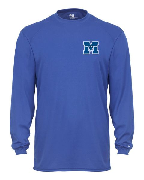 Adult (Mens or Womens) long sleeve t-shirt
