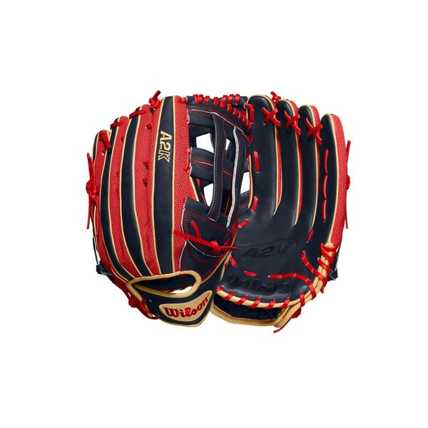 "2020 A2K MB50 SuperSkin GM 12.5"" Outfield Baseball Glove RIGHT HAND THROW"