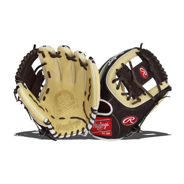 "Rawlings Pro Preferred 11.75"" Baseball Glove: PROS315-2CMO RIGHT HAND THROW"