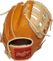 11.5 Inch Rawlings Pro Preferred PROS204-6CT Adult Infield Baseball Glove RH THROW