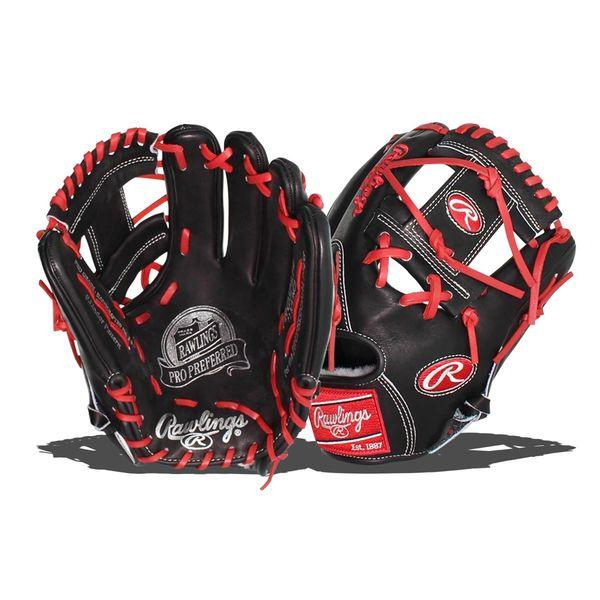 """Rawlings Pro Preferred 11.75"""" Francisco Lindor Baseball Glove: PROSFL12 RH THROW"""