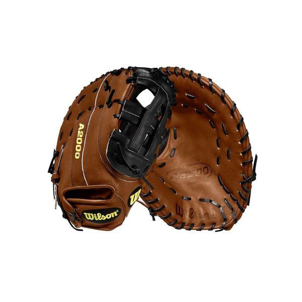 """2020 A2000 2013 12.5"""" First Base Baseball Mitt"""