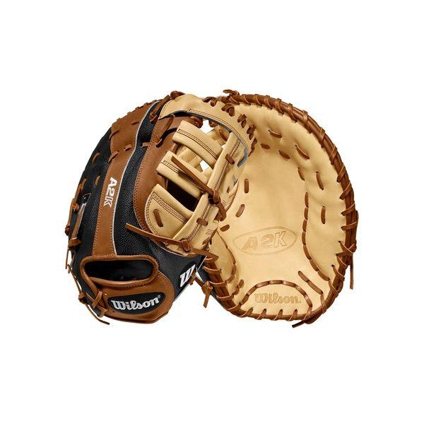 """2020 A2K 2820SS 12.25"""" Baseball First Baseman Mitt RH THROW"""