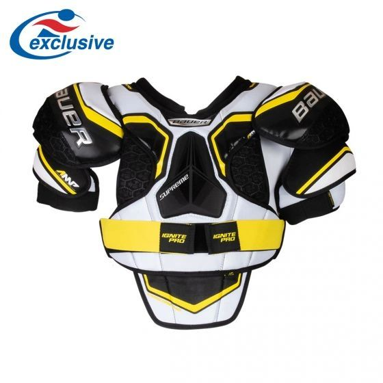 BAUER SUPREME IGNITE PRO SHOULDER PADS