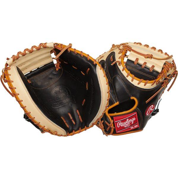 "Rawlings Pro Preferred Baseball Catcher's Mitt 33"" PROSCM33BCT"