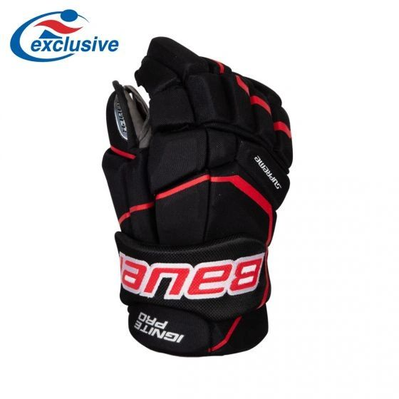 BAUER SUPREME IGNITE PRO HOCKEY GLOVES