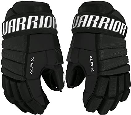 WARRIOR ALPHA QX3 HOCKEY GLOVE