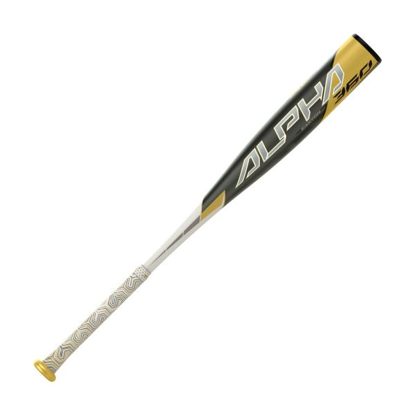 "USA 1-PIECE SPEED BALANCED ALUMINUM BAT ALPHA 360 -13 (2 1/2"")"