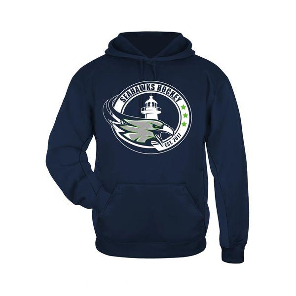 Cape Cod Seahawks Performance Hoodie