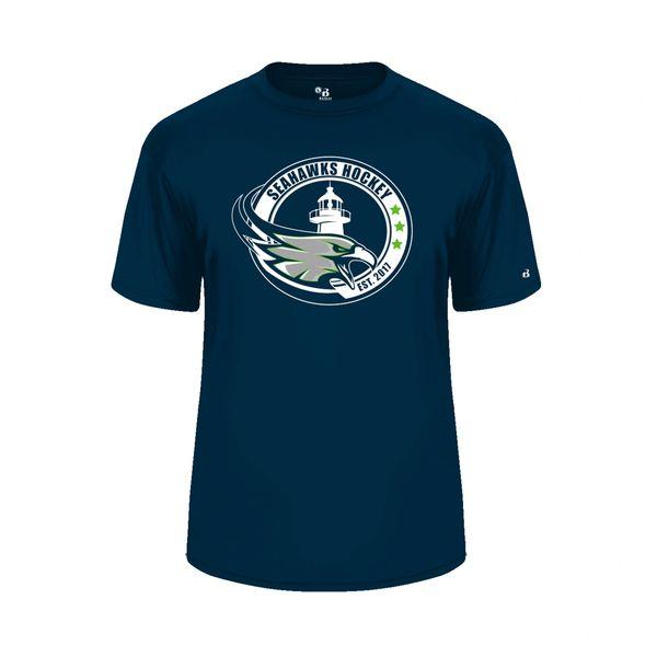 Cape Cod Seahawks Performance T-shirt