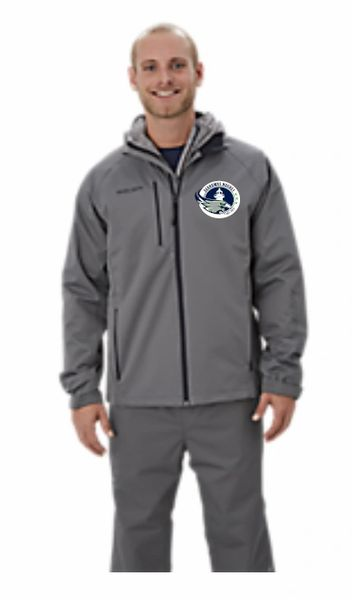 Cape Cod Seahawks Bauer Light Weight Warmup Jacket