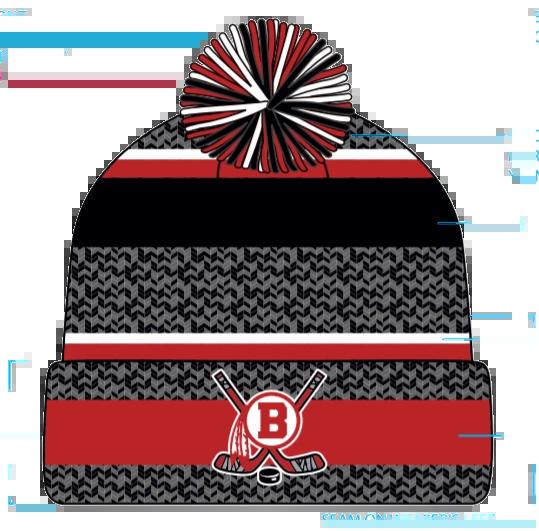 Barnstable Hockey Knit Hat