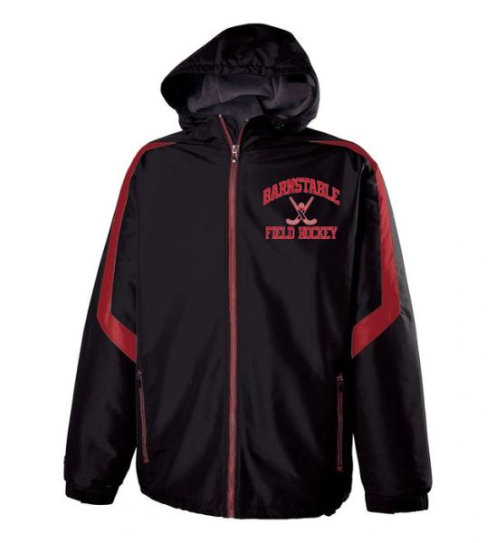 BARNSTABLE FIELD HOCKEY CHARGER JACKET