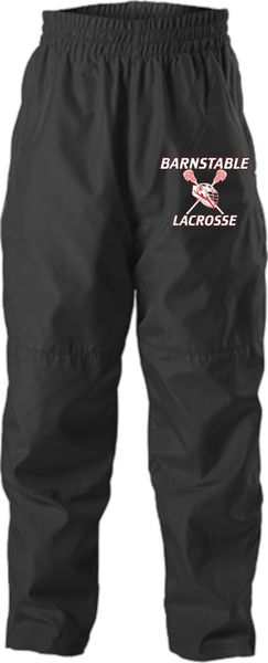 BARNSTABLE YOUTH LACROSSE RAINRESIST PANT
