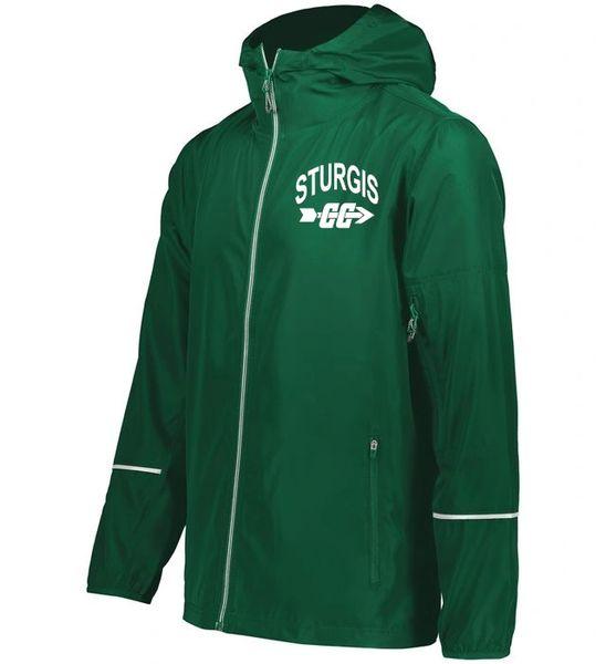 Sturgis Cross Country Packable Full-Zip Jacket