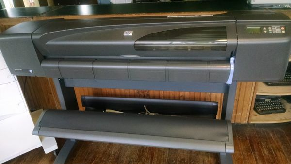 Refurbished HP DesignJet 800PS
