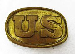 U.S. Belt Buckle / SOLD
