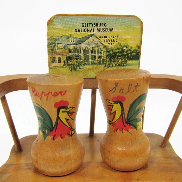 Gettysburg Souvenir Salt & Pepper Set