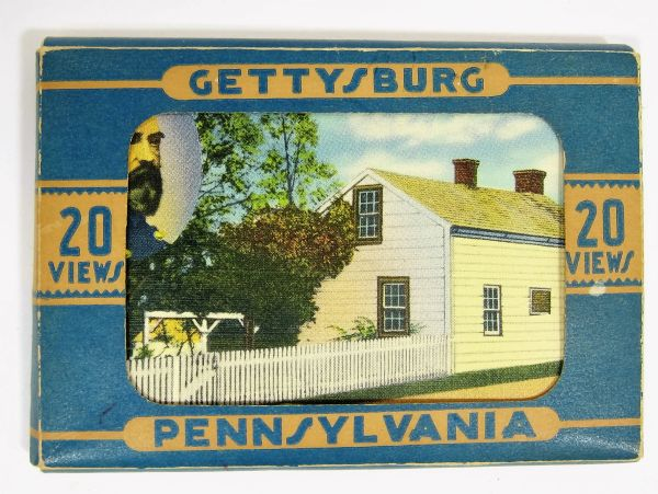 Gettysburg Souvenir Gettysburg Postcards