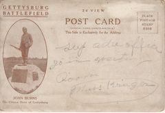 Gettysburg Souvenir Gettysburg Battlefield Postcards