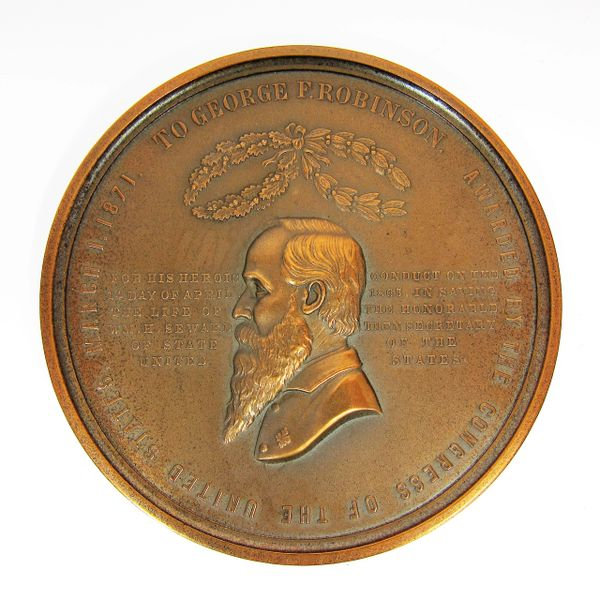 George F. Robinson Lifesaving Medal
