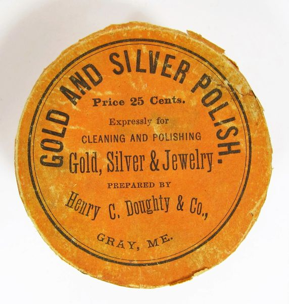 Buckle And Button Polish
