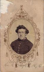 Private Thomas W. Dunn, Company A, Fifth Regiment PRVC