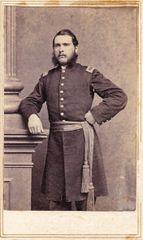 Captain John A. Maus, Company B, 5th Regiment PRVC