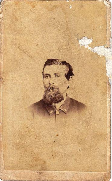 First Lieutenant John E. Potter, Company C, 5th Regiment PRVC