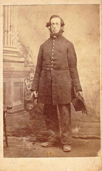 Private Josiah Dobson, Company G, 7th Regiment, PRVC