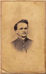 Corporal Courtland S. Prowell, Company H, 7th Regiment, PRVC