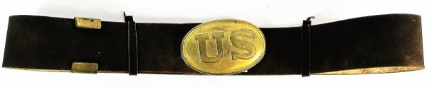 U.S. Belt Buckle