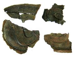 Harper's Ferry Relic U.S. Plate