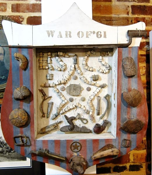 Civil War Relic Board
