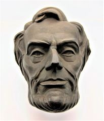 Abraham Lincoln Mask / Sold