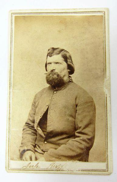 Identified Illinois Artilleryman