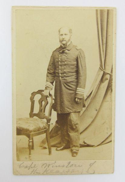 John A. Winslow - Captain of the Kearsarge / SOLD