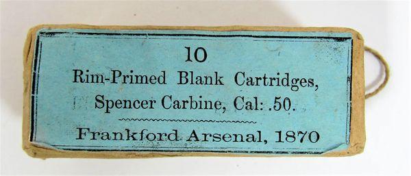 Spencer Carbine Blanks