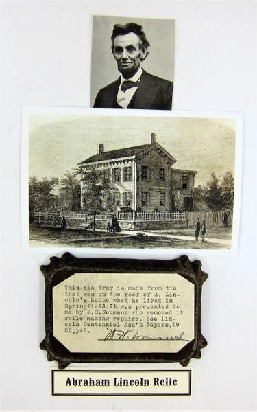 Abraham Lincoln Relic