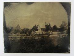 Civil War Outdoor Tintype