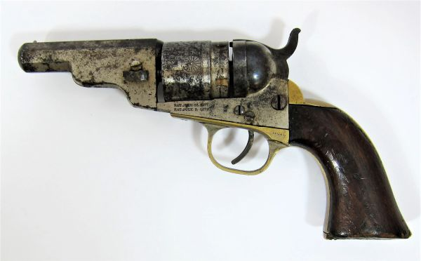 Colt Wells Fargo Conversion