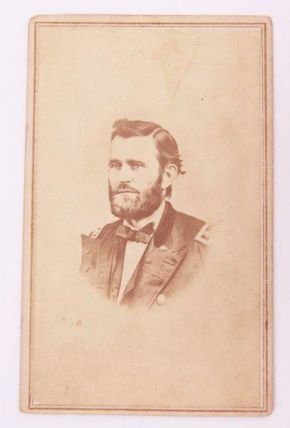 General Ulysses S. Grant / Sold