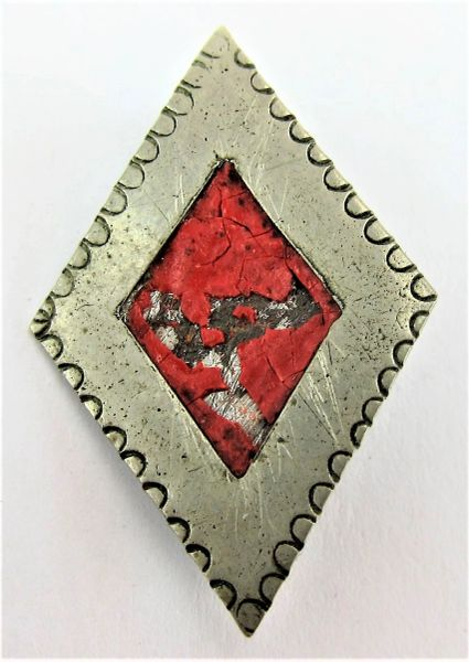 3rd Corps Badge - 1st Division / On-hold