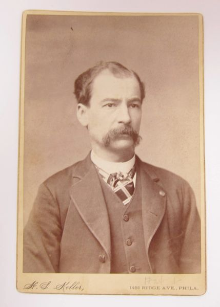 Unidentified Cabinet Card / Sold