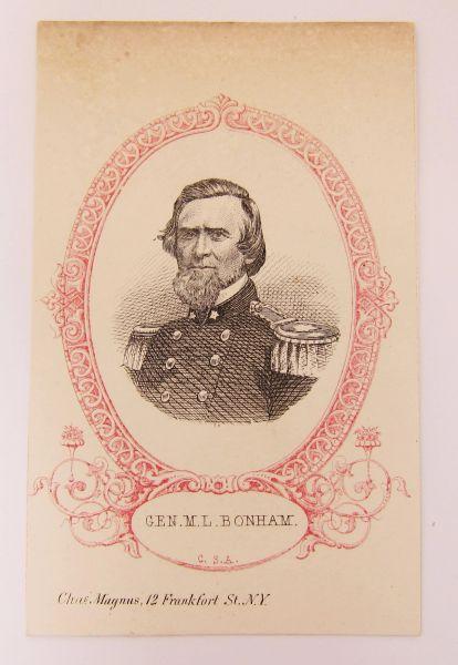 Confederate General Milledge Luke Bonham