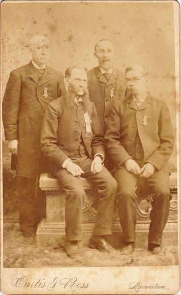 Maine Civil War Veterans