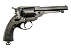 Rare Spanish Copy of a Confederate Kerr Revolver